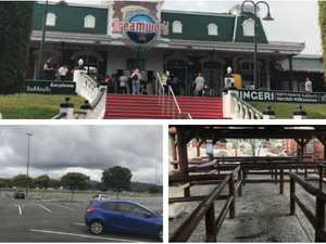 Silent protest? Holidaymakers shun Dreamworld