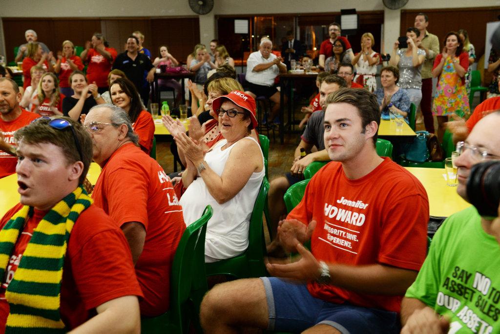 Labor's Ipswich members met on Sunday.