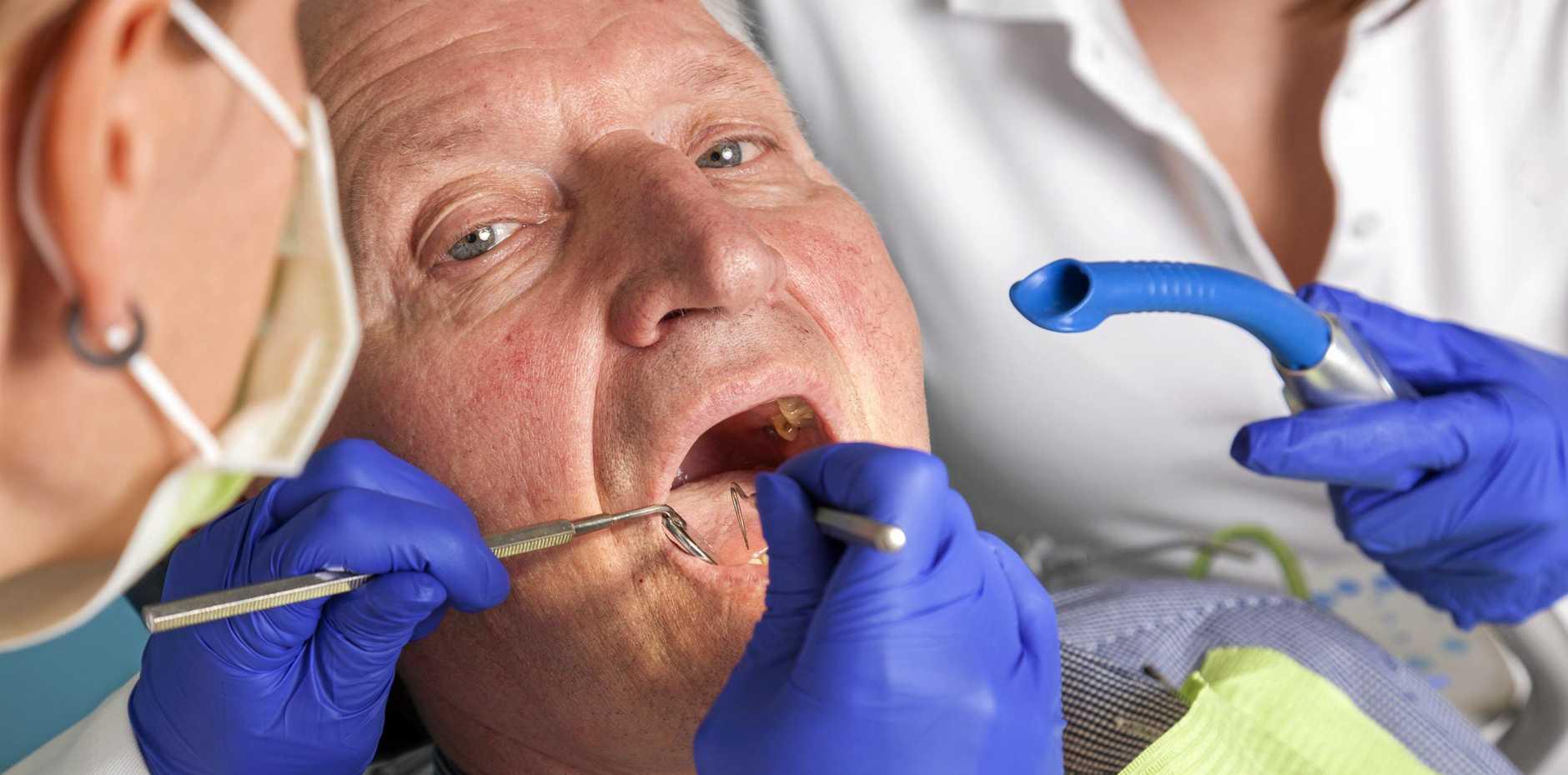 FOCUS ON DENTAL HEALTH: The Austalian Dental Health Foundation continues to build on its programs which help Australians access dental treatment.