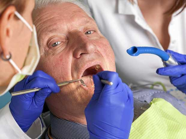 FOCUS ON DENTAL HEALTH: The Austalian Dental Health Foundation continues to build on its programs which help Australians access dental treatment.