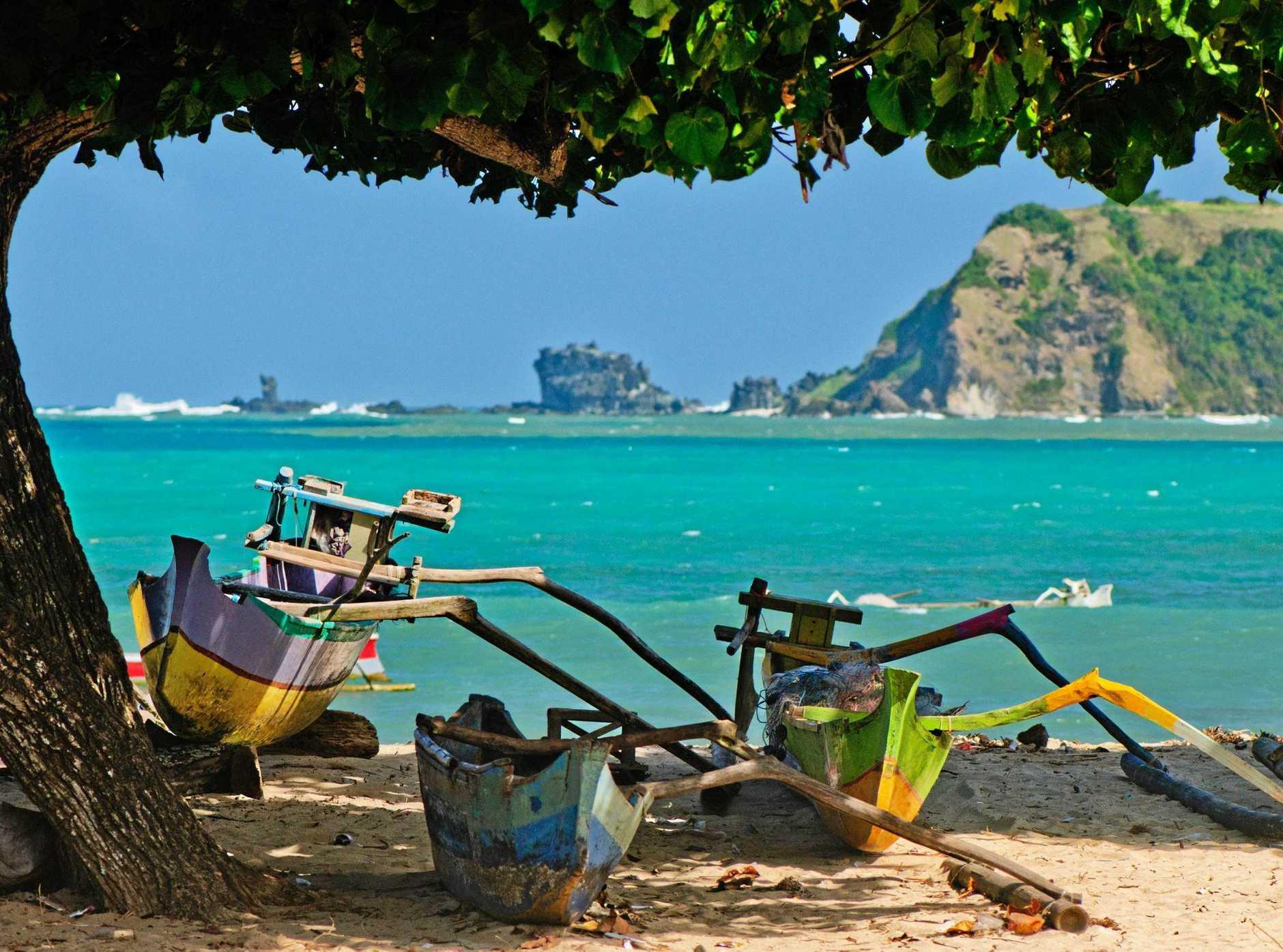 SUN ISLANDS: Lombok, Indonesia.