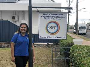 Indigenous youth leader closes the gap in CQ