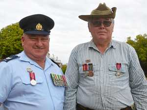 GALLERY: Wondai gathers for Reserve Forces Day parade