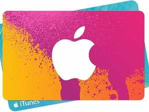 SCAM: Do not pay 'debts' with iTune cards