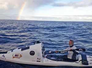 Trans-Tasman kayaker set to make history tonight