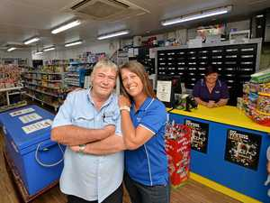 Little store turns customers' frowns upside down