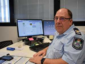 Police chief calls for calm on social media