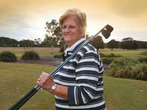 'The game for life': Golf keeping seniors happy and healthy