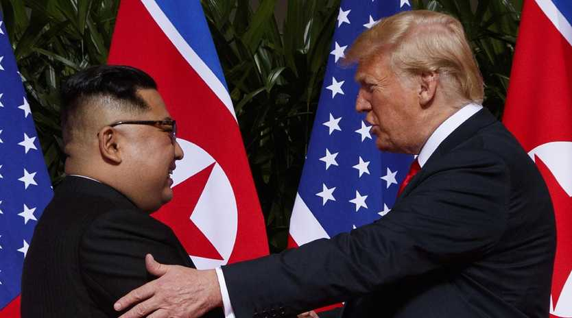 NYC rendezvous for Trump and Kim | Sunshine Coast Daily