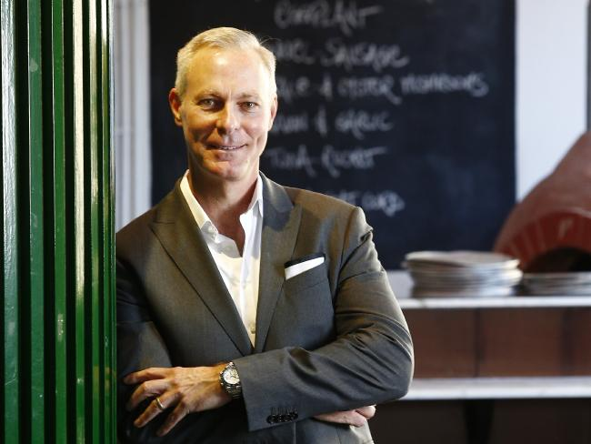 Rockpool Dining group CEO Thomas Pash also denies allegations.