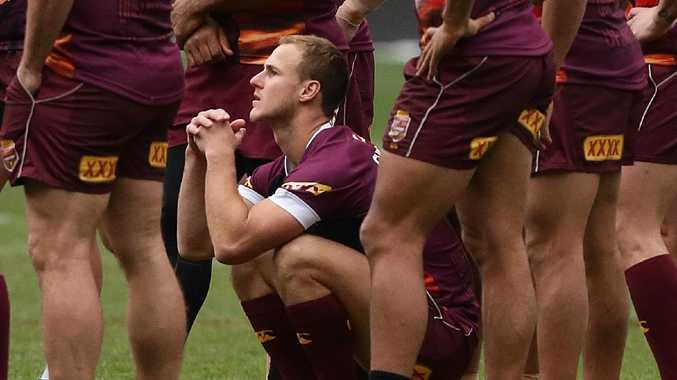 Daly Cherry-Evans is back with the Maroons.
