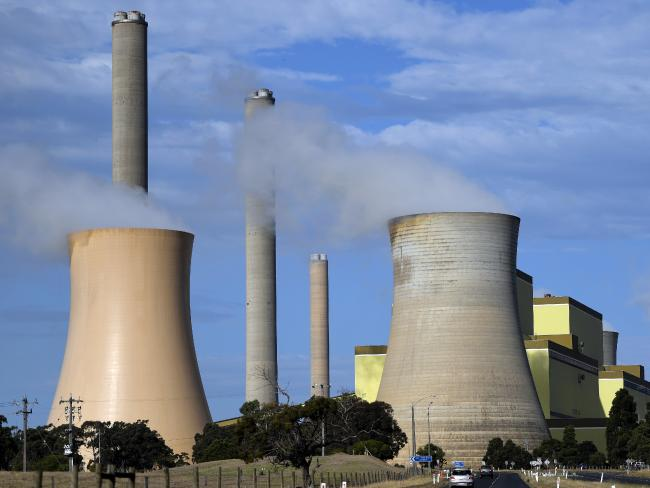 Closing coal-fired power plants is only part of the problem. Picture: AAP