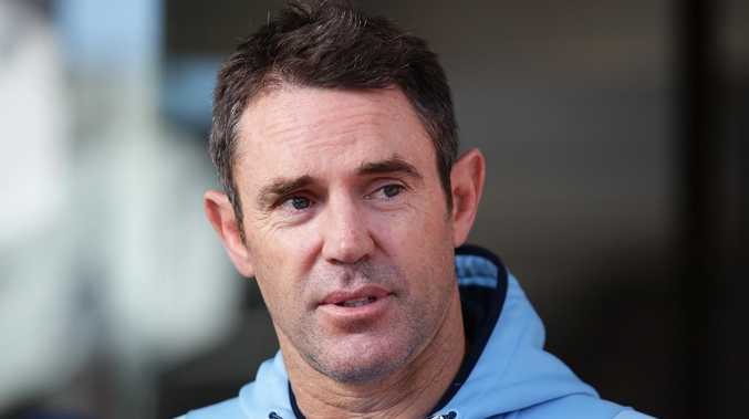 NSW Blues coach Brad Fittler.