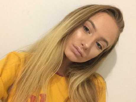 Larissa Beilby was allegedly murdered.