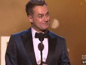 Logies mess: 'Nothing but a joke'