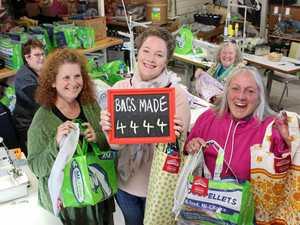 Boomerang bags demand doubling each year