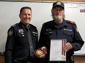 Life of service recognised