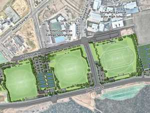 Tender now for the chance to use three new sporting fields