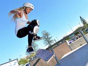 Fearless skater's Guinness world record
