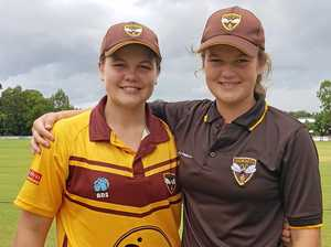 Hornets trio to train with Qld stars