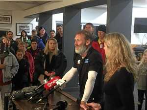 Donaldson makes landfall in New Zealand