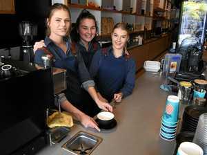 Popular publican's big plans for Bundy CBD cafe