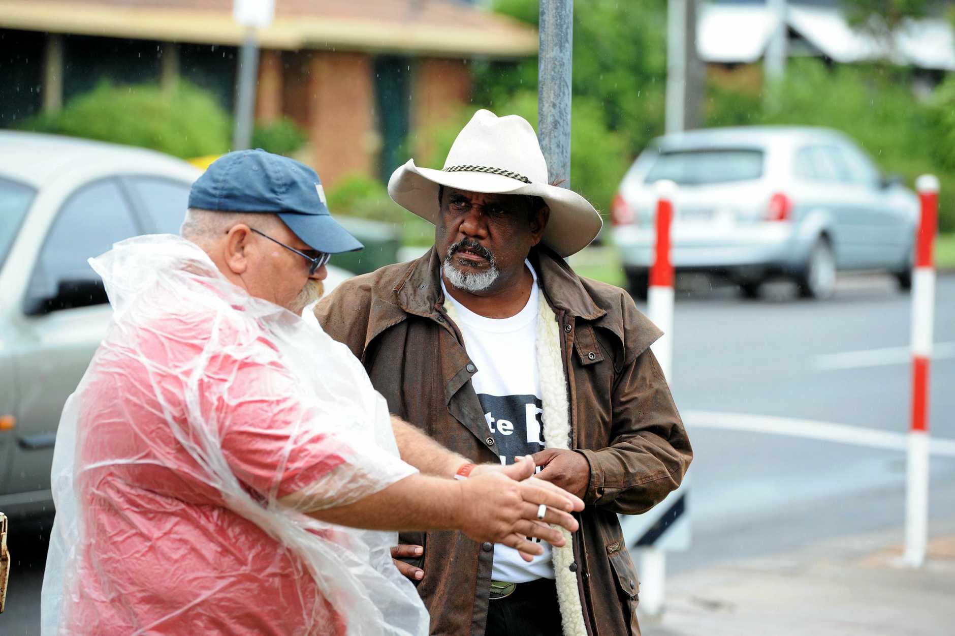 Fraser Coast Council elections - Les Muckan.  Photo:  Valerie Horton / Fraser Coast Chronicle