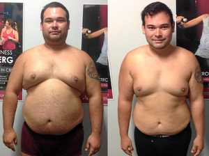 Man wins $10K after massive weight loss transformation