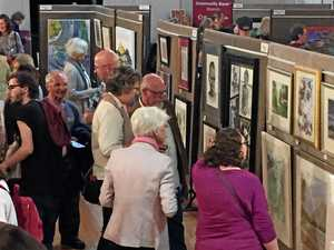 Art festival judges make their final decisions