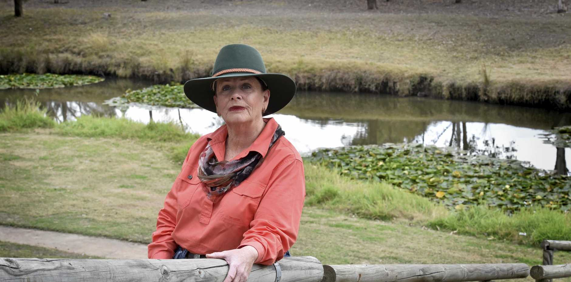 COALITION: Oakey resident Dianne Priddle has joined the PFAS Coalition.