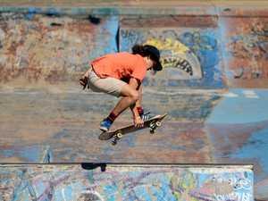 Regional Skate Comp hits the Capricorn Coast