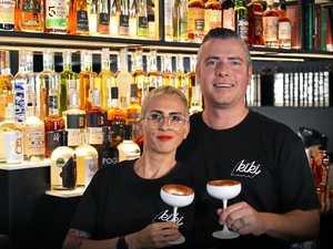 New Coast bar opens doors to customers