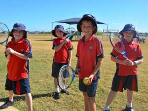 New racquets inspire budding talent