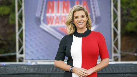 Rebecca Maddern returns to call all the thrills and spills in season two of Australian Ninja Warrior.