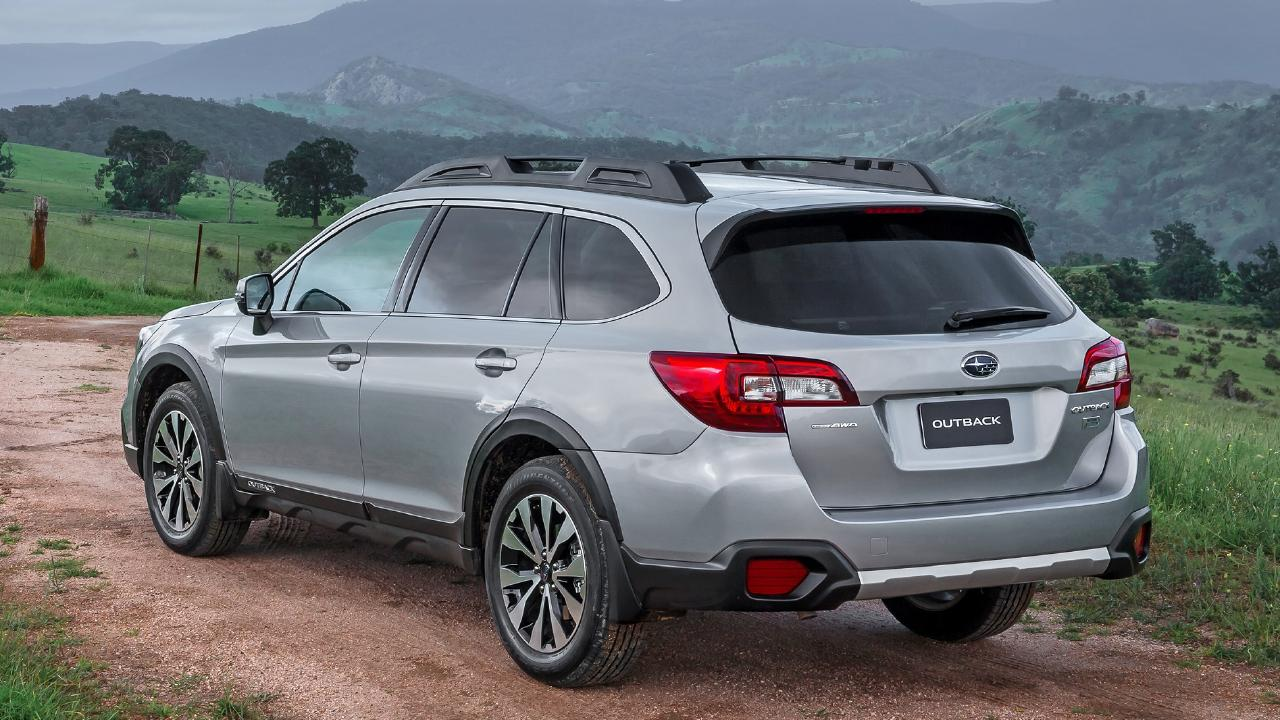 Subaru Outback 2.0D: Tipped to be the last of the company's diesel-powered vehicles