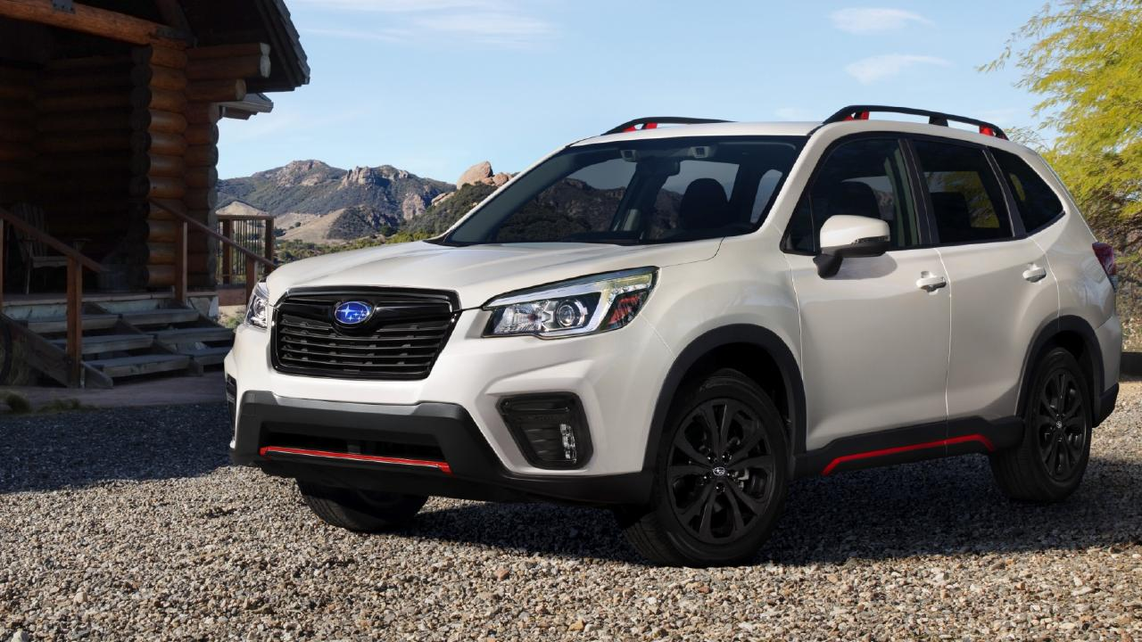 Mild hybrid versions of the Subaru XV and new Subaru Forester (above) are expected in local dealerships in late 2019 and early 2020 respectively.