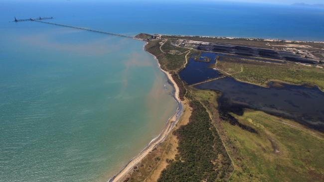 Adani has sold the debt it incurred buying the Abbot Point coal port.