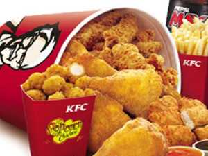 KFC to feed ultimate fan for a year