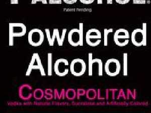 Would you drink powdered alcohol?