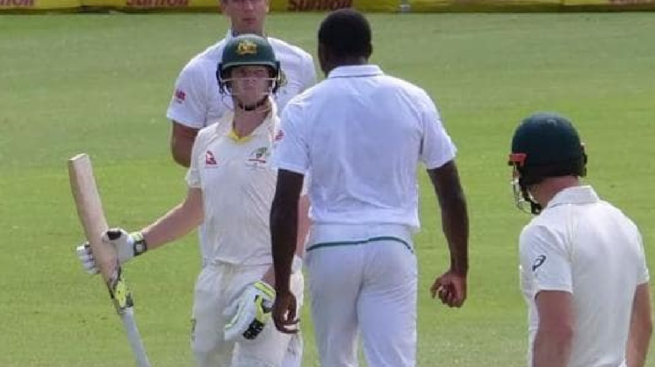 Kagiso Rabada vs Steve Smith was one of a series of flash points in Australia's tour of South Africa.