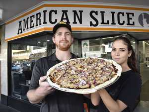 Pizza store saved, re-branded after parent company's demise
