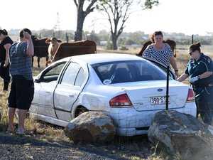 Crash at Ashfield