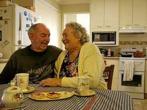 Key to love revealed: couple celebrate 65 years of marriage