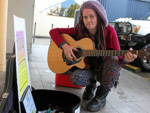 Local buskers looking for policy change