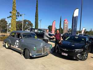 Holden power and longevity on show at Historic Queensland