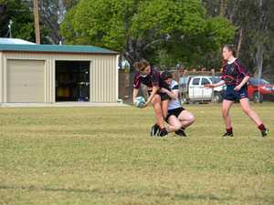 First-time player impresses for the women Water Rats
