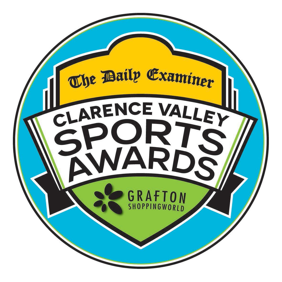 Clarence Valley Sports Awards logo