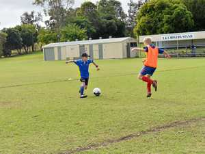 GALLERY: Football fever for Gympie young guns