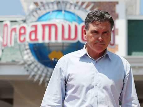 Dreamworld CEO Craig Davidson resigned after the first section of the coronial inquest. Picture: Chris Hyde