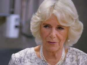 Camilla gets candid about food